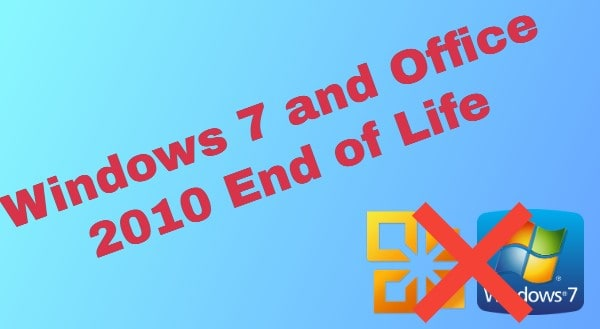 Windows 7 End of Life Support